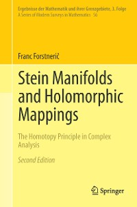 Cover Stein Manifolds and Holomorphic Mappings