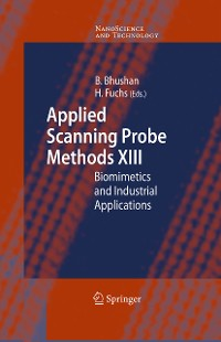 Cover Applied Scanning Probe Methods XIII