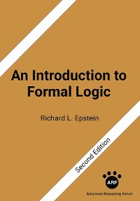 Cover An Introduction to Formal Logic: Second Edition