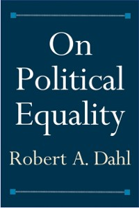 Cover On Political Equality