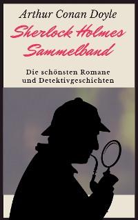 Cover Sherlock Holmes-Sammelband