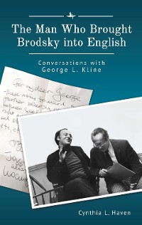 Cover The Man Who Brought Brodsky into English
