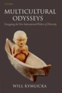 Cover Multicultural Odysseys