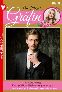 Cover Die junge Gräfin 4 – Adelsroman