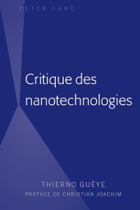 Cover Critique des nanotechnologies