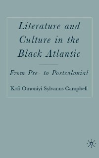 Cover Literature and Culture in the Black Atlantic