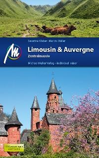 Cover Limousin & Auvergne Reiseführer Michael Müller Verlag