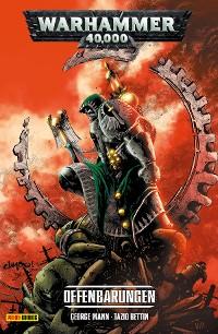 Cover Warhammer 40,000, Band 2 - Offenbarung