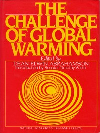 Cover Challenge of Global Warming