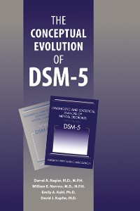 Cover The Conceptual Evolution of DSM-5