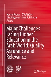 Cover Major Challenges Facing Higher Education in the Arab World: Quality Assurance and Relevance