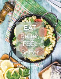 Cover Eat Better, Feel Better