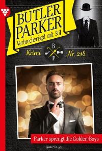 Cover Butler Parker 218 – Kriminalroman