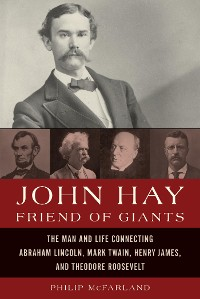 Cover John Hay, Friend of Giants