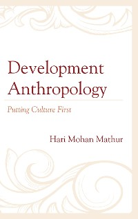 Cover Development Anthropology