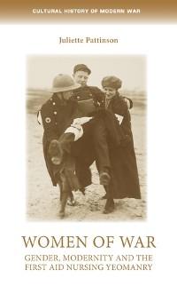 Cover Women of war