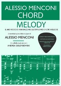 Cover Chord Melody - Libro con 70 minuti di video