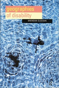 Cover Geographies of Disability