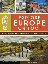 Cover Explore Europe on Foot