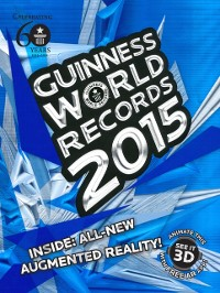 Cover Guinness World Records 2015