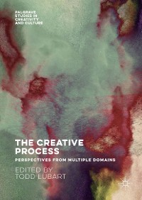 Cover The Creative Process
