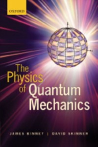 Cover Physics of Quantum Mechanics