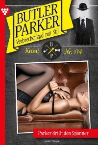 Cover Butler Parker 174 – Kriminalroman