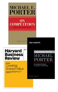 Cover Strategy and Competition: The Porter Collection (3 Items)