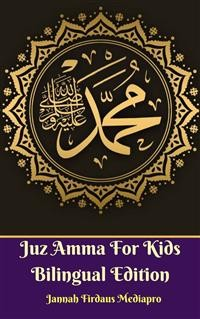 Cover Juz Amma For Kids Bilingual Edition