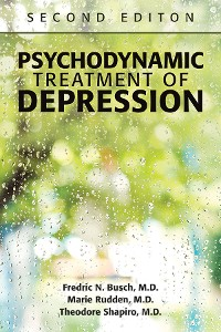 Cover Psychodynamic Treatment of Depression