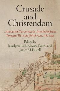 Cover Crusade and Christendom