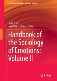 Cover Handbook of the Sociology of Emotions: Volume II