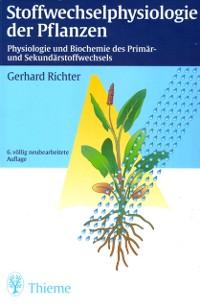 Cover Stoffwechselphysiologie der Pflanzen