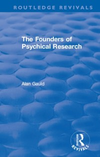 Cover Founders of Psychical Research