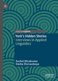 Cover York's Hidden Stories