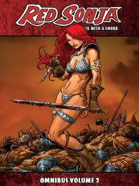 Cover Red Sonja (2005): She-Devil with a Sword, Omnibus Volume 2