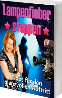 Cover Lampenfieber stoppen