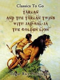 Cover Tarzan and the Tarzan Twins