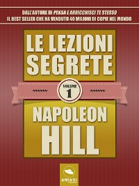 Cover Le lezioni segrete - Volume 1