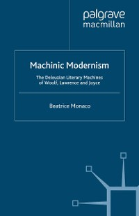 Cover Machinic Modernism
