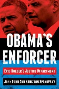 Cover Obama's Enforcer