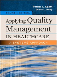 Cover Applying Quality Management in Healthcare