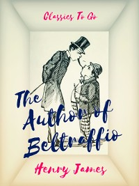 Cover The Author of Beltraffio