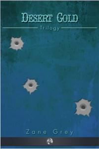 Cover Desert Gold Trilogy