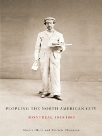 Cover Peopling the North American City