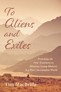 Cover To Aliens and Exiles