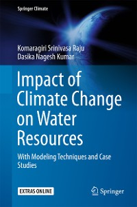 Cover Impact of Climate Change on Water Resources