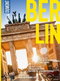 Cover DuMont BILDATLAS Berlin