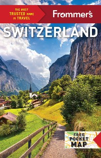 Cover Frommer's Switzerland