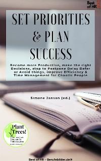 Cover Set Priorities & Plan Success